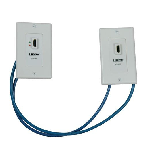 Tripp Lite P167-000 HDMI over Cat5 Active Extender Wall Plate Kit