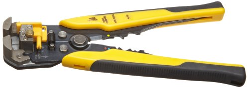 Morris Products 54442 Professional Automatic Wire Stripper, 8″ Length