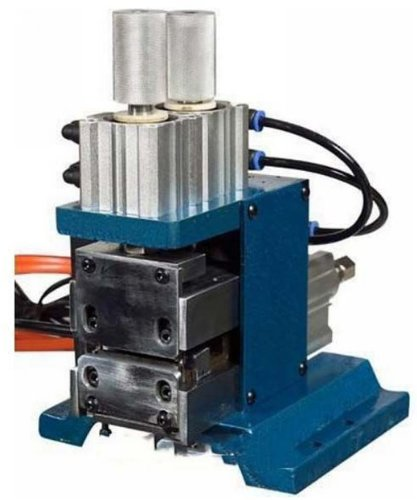 Ten-High Pneumatic Wire Stripping Machine-3F+T