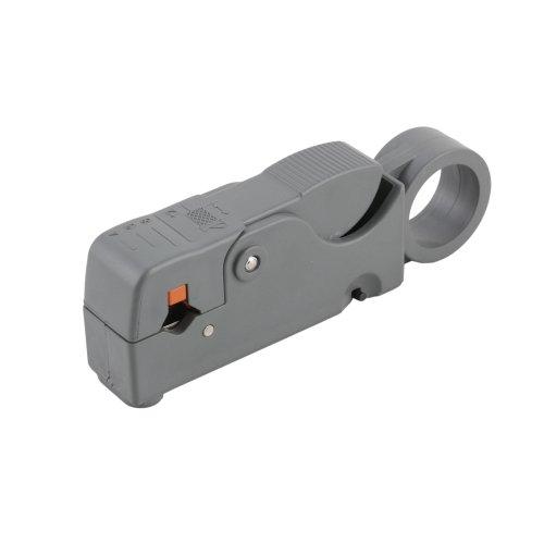 Primeshop-RCA Rotary Coax Coaxial Cable Cutter Tool RG58 RG59/62 RG6 Stripper Plier