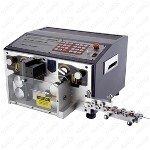 Automatic Wire Stripping and Cutting Machine for 12-30AWG PVC,Teflon,Glass wire