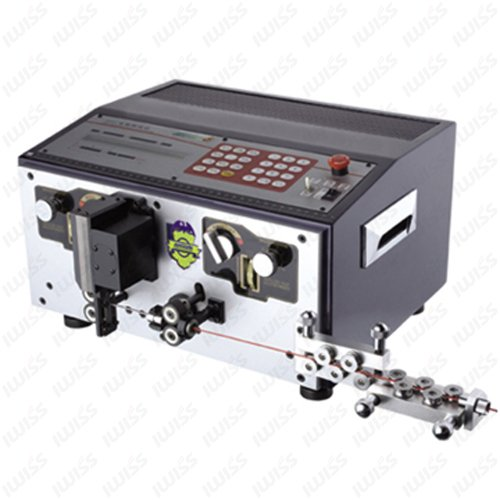 Automatic Wire Stripping And Cutting Machine For 20-36AWG PVC,Teflon,Glass Wires Cables