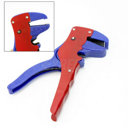 Useful Automatic Cable Wire Stripper Crimper Stripping Cutter Electrician Tool