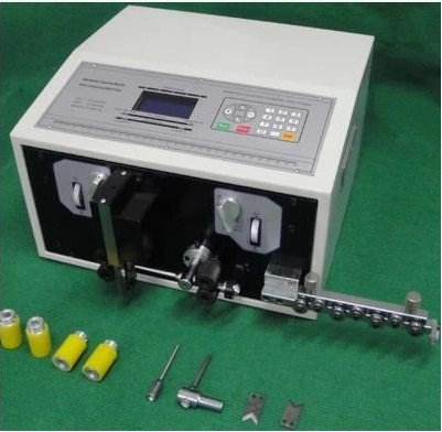 GOWE Computer Automatic Wire Stripping Machine, Wire Cutting Machine 110V 220V