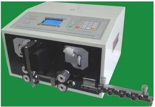 GOWE Automatic strip wire machine/skinning cutting wire machine/computer strip wire machine 10 square