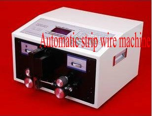 GOWE Automatic strip wire machine/skinning cutting wire machine/computer strip wire machine 2.5mm2
