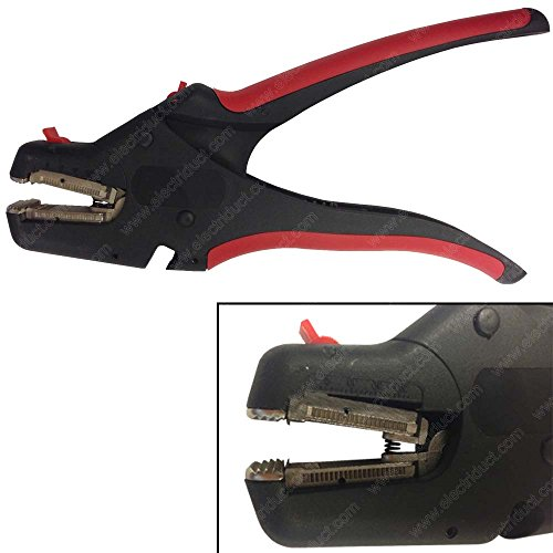 Automatic Wire Stripper with Cable Cutter Hand Tool