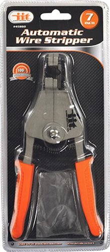 IIT 45860 Automatic Wire Stripper, 7-Inch