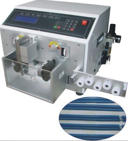 Double Wire Computer Stripping Machine,wire Cable Striper Full Automatic