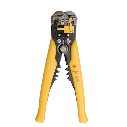Automatic Cable Wire Stripper Plier Adjusting Crimper Terminal Tool