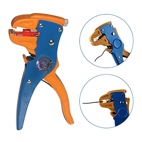 Automatic Wire Stripper Tool Crimper Stripping Electrician Cutter