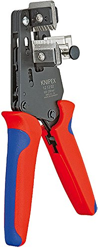 Knipex – Automatic Wire Stripper 14-32 AWG – 12-12-02