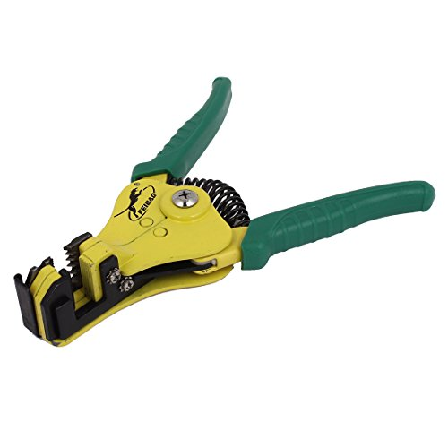 1.0mm-3.2mm Cable Dia Antislip Handle Automatic Wire Stripper Cutter