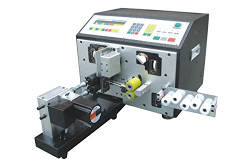 TEN-HIGH Automatic Wire Cutting Stripping Twisting Machine,Cable stripper twister