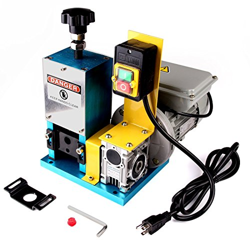 Automatic Wire Stripping Machine for Scrap Copper Cable Stripping Blades