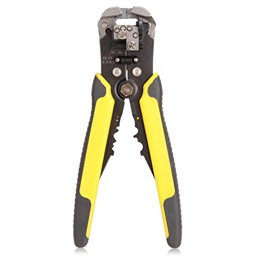 Wakrays Automatic Wire Stripper Crimping Pliers Multifunctional Terminal Tool