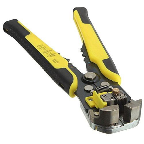 AMYAMY Professional Automatic Electric Cable Wire Stripper Wire Striper Multifunctional Cutter Crimper Crimping Pliers Terminal Tool