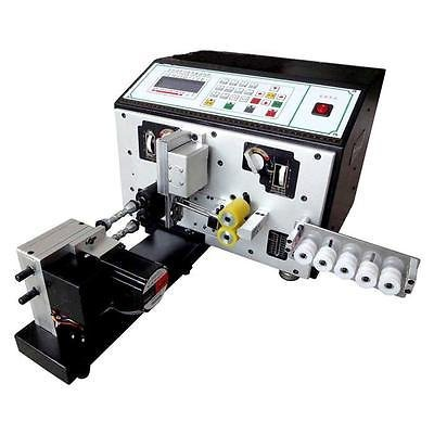 H&H 220V HZX-220R full automatic mulitifunctional computer wire stripping Machine / Automatic Wire Cutting Stripping Twisting Machine / Automatic Wire Cutting Stripping Twisting Equipment