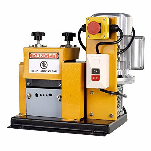 TargetEvo Professional Wire Stripping Machine Motorized Cable Copper Stripper Tool For Scrap Copper Recycling