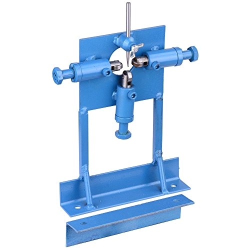 MegaBrand Manual Wire Stripper Cable Copper Stripping Machine Blue