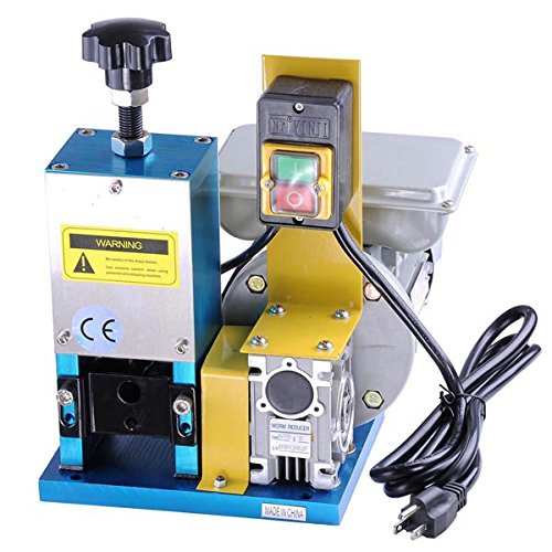 ShopOC Electronic Automatic Wire Cable Copper Stripper Stripping Machine