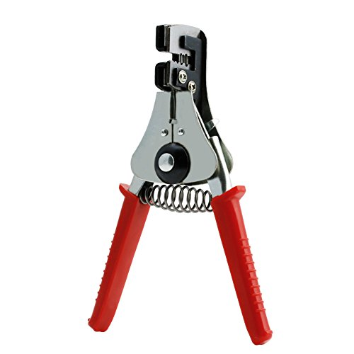 Bluejaye Automatic Cable Wire Stripper Stripping Crimper Crimping Plier Cutter Tool 1Pc