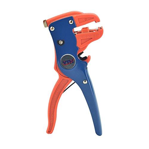 SmartElite Wire Stripping Tool, 2-in-1 Multi-Function Wire Stripper, Automatic Cable Wire Stripper/Gripper/Cutter/Duck Bill Pliers/Wire Stripping Pliers